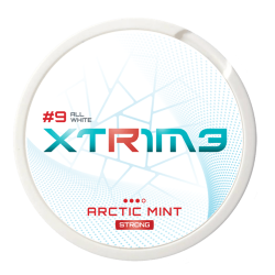 Xtrime Artic Mint All White Portion