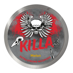 Killa Melon Extra Strong All White Portion