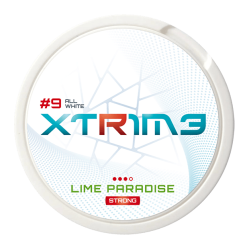 Xtrime Lime Paradise All White Portion